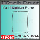 Black Touch Screen Digitizer Mid Frame Bezel Replacement Part For iPad 2