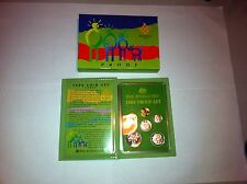 1994 AUST Proof 8 COIN SET . International year of the Family. COA enclosed.