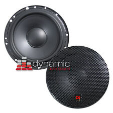 """MOREL TEMPO 6 Car Audio 6.5"""" Component Speakers 2-Way 280W Tempo6  System New"""