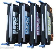 Re-Manufactured SET for HP Color LaserJet 5500dn 5500 5500DTN 5550
