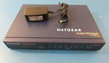 NetGear ProSafe FVS338 8 Port Wired Network VPN Firewall Router