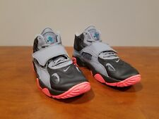Kids Nike Air Speed Turf Grey Black 535735-036 Athletic Shoes Size Youth 7Y