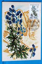 FLEURS DE MONTAGNE   FRANCE    CPA Carte Postale Maximum  Yt 2269 C