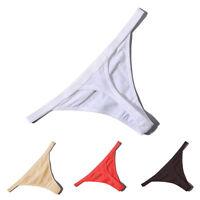 Women G-String Thongs Cotton Underwear Bikini Panties Tangas Knicker Ladies  XL