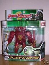 Transformers RM-21 Burning Beast Convoy + DVD MISB