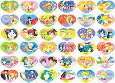 Sailor Moon - S Heart PP Card Regular SET of 36 [NM] - Uranus Neptune Princess
