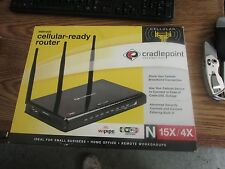 Cradlepoint Technlolgy Model: MBR1000  Wireless Router.  Gently Used Stock <
