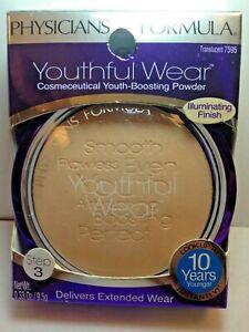 Physicians Formula Youthful Wear Youth Boosting Powder, Translucent 7595