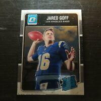 2016 Donruss Optic Jared Goff Rc #172