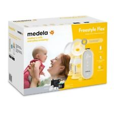 Medela Freestyle Flex Double Electric 2 Phase Breast Pump NEW FACTORY SEALED BOX