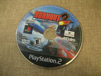 Burnout 2: Point of Impact (Sony PlayStation 2, 2002) DISC ONLY