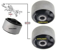 FOR MAZDA 6 2.3 02 03 04 05 06 07 REAR DIFFERENTIAL DIFF MOUNT ARM BUSH SET 4WD