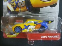 DISNEY PIXAR CARS XRS DRAG RACING CRUZ RAMIREZ DIE CAST SAVE 6% GMC