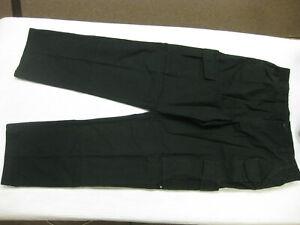 Men's Genuine Gear Tactical Cargo Pants Size 40/34 Black EMS Police
