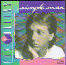 Simple Man - Ron Collins CD Album ( 10 Track ) Giant Records 1992  Twenty Twenty