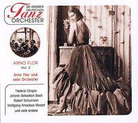 """DIE GROSSEN DEUTSCHEN TANZORCHESTER """"Arno Flor & sein Orchester"""" Vol.2 NEU & OVP"""