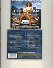VARIOUS ARTISTS - PURE URBAN ESSENTIALS 2 - 2003 UK DOUBLE CD ALBUM