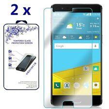 [2-Pack] For OnePlus 3T Premium HD Tempered Glass Screen Protector