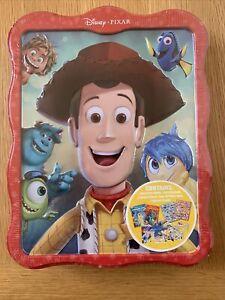 Disney - Pixar - Toy Story - Happier Tins Activity Books Tin                  G3