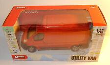 Citroen Jumpy red Mondo Motors 1/43