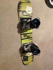 New listing Burton Snowboard LTR 100cm