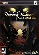 Sherlock Holmes: The Awakened PC Games Windows 10 8 7 point and click adventure