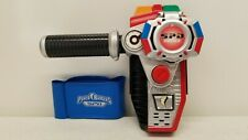Power Rangers SPD Omega Battlized Throttle Morpher megazord communicator 2005