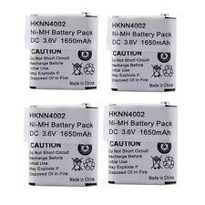 4x NiMH KEBT-071-C 56315 Battery for MOTOROLA MS350 MS350R EM1000 EM1000R Series