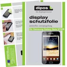 1x Galaxy Note N7000 Protector de Pantalla protectores mate