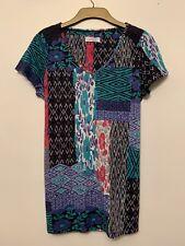 M&S PER UNA - Ladies Multicoloured Top - Size 14
