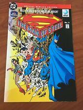 Superman Man of Steel #3 Best Western AT&T promo comic DC 1997 VF-