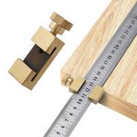 Stahllineal Stahlmaßstab Metalllineal Lineal Werkstattlineal + Einsteller Satz