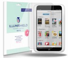 "iLLumiShield Matte Screen Protector 2x for Barnes & Noble Nook HD+ 9"" (BNTV600)"