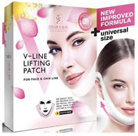 V Line Mask Neck Mask Face Lift V Lifting Chin Up Patch Double Chin Reducer 5