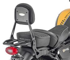 GIVI TS8202B Moto Guzzi V9 Bobber 2016 > 2018 BACKREST LUGGAGE RACK SISSY BAR