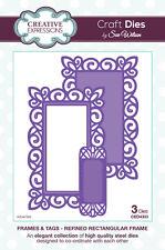Creative Expressions Marcos Y Etiquetas refinado Directo. marco ced4303 por Sue Wilson