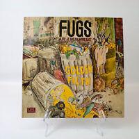 The Fugs - Golden Filth - 1970/1987 - ED217 - Vinyl Record Album