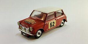 Corgi 321 BMC Mini-Cooper S