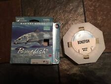 SCIENTIFIC ANGLERS MASTERY BONEFISH FLY LINE WF9S NEW