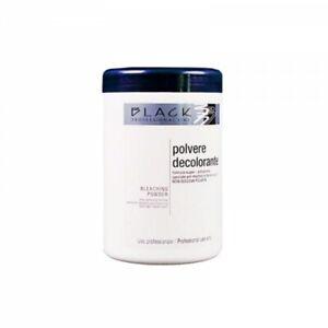 BLACK Highlights Powder Decolorante 500g - bleaching and highlighting blue
