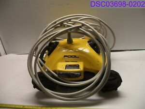 Used Aquabot Pool Rover S2-50 Robotic Pool Cleaner