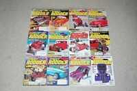 Complete 12 Issues of 1998 STREET RODDER MAGAZINE - Custom Vintage Hot Rods