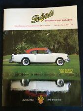 Packards International Magazine Fall 2015 Vol.52 No.3