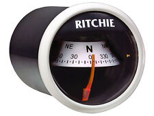 Five Oceans Dash Mount Compass for Power Boat - Ritchie - BC 3229
