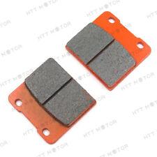 Motorcycle Orange Ceramic Brake Pads for Suzuki VS1400GLP Boulevard S83 05-10
