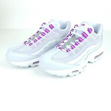 Nike Air Max 95 Women's Running Shoes Blue Purple Gray 307960 023 Sizes 7-8.5