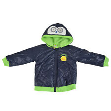 NWT Piyo Piyo Toddler Boy Puffer Jacket in Navy Size 2T $88