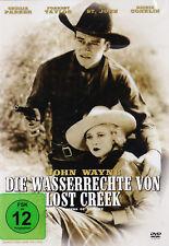 John Wayne - Die Wasserrechte von Lost Creek - DVD - Neu und originalverpackt