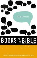 NIV, The Books of the Bible: The Prophets, Hardcover: Listen to Gods Messengers