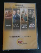 TNT We Know Drama FYC For Your Consideration DVD Set NEW Caesar Word Of Honor +